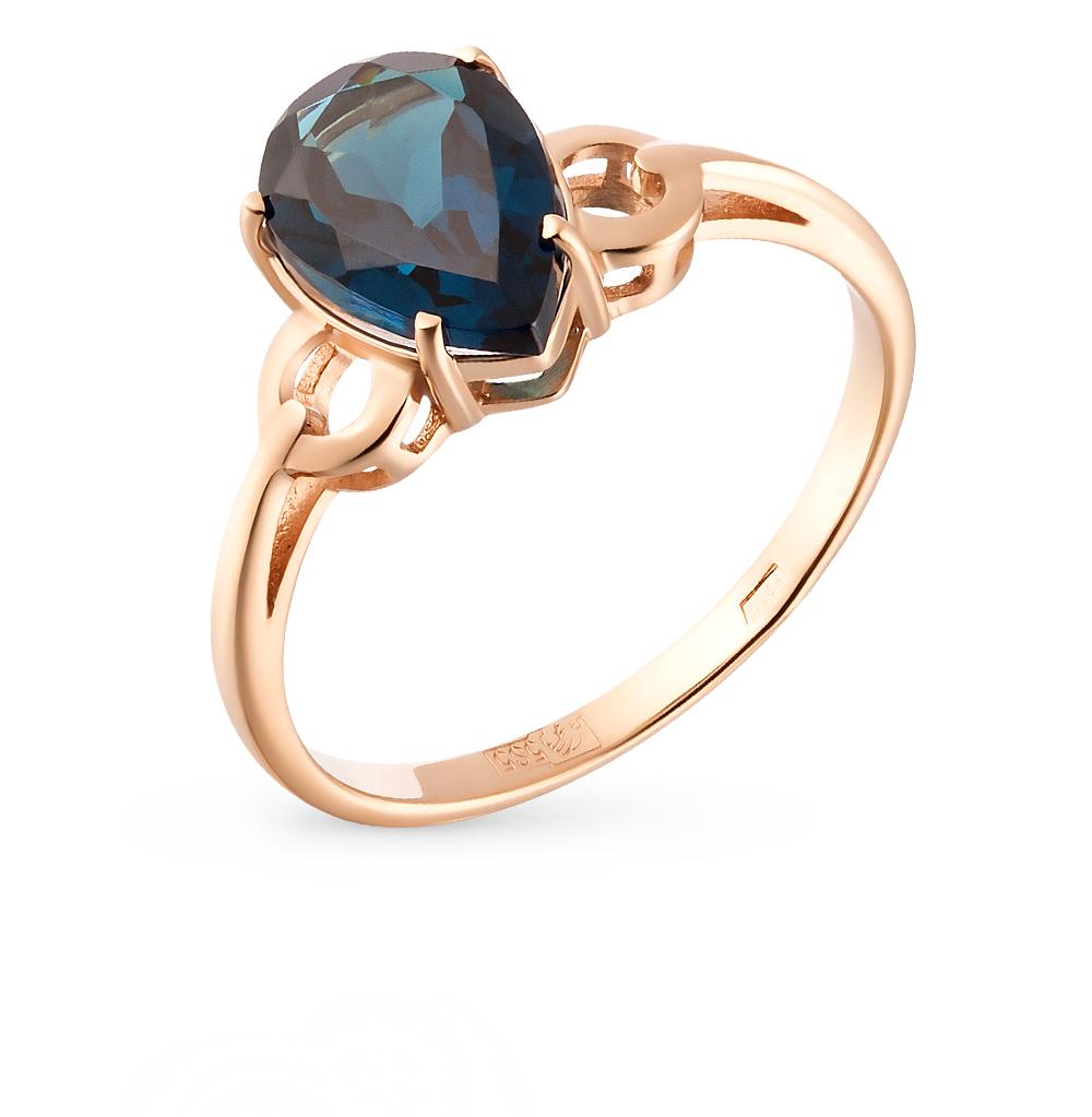 Фото «золотое кольцо с шпинелями»