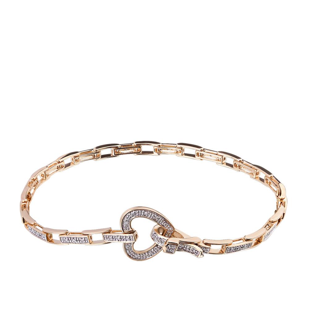 Фото «золотой браслет с бриллиантами»