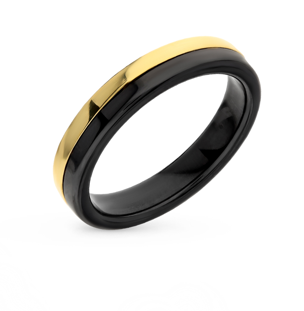 Фото «кольцо из керамики и серебра»